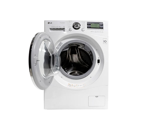 Lg Washer And Dryer Manufacturer Warranty ~ Buy lg f rdh truesteam washer dryer white gnf b