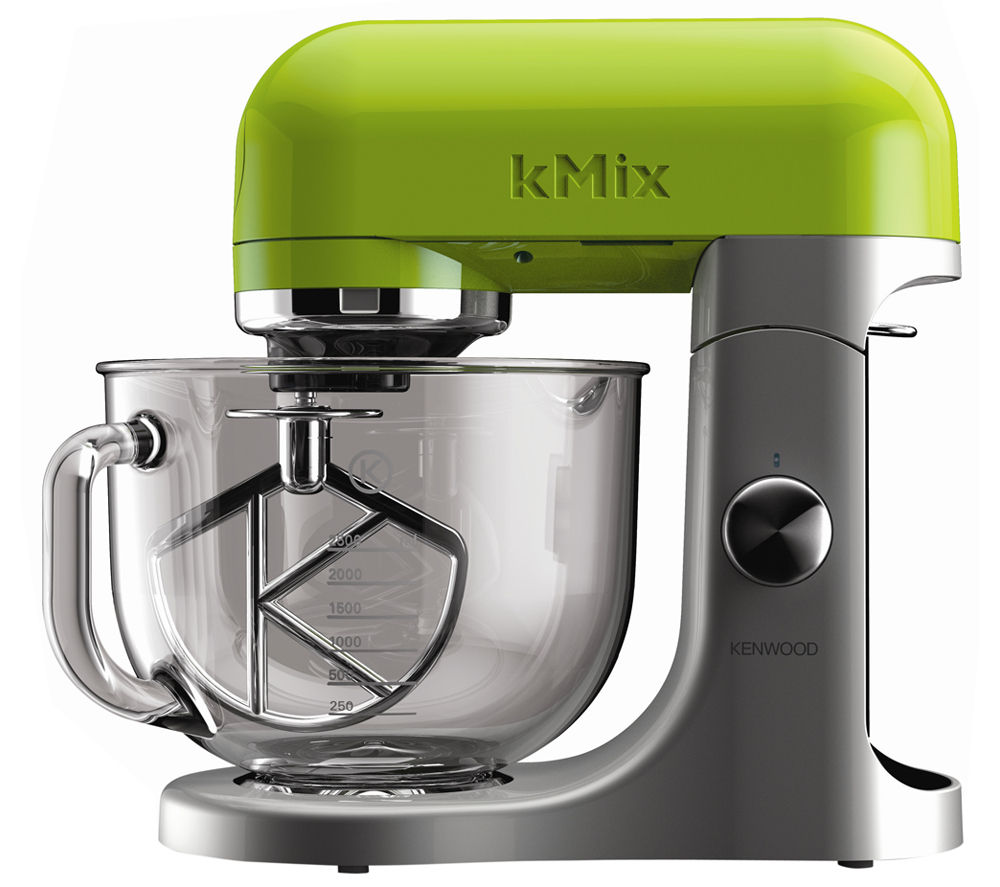 Buy kenwood kmix kmx50ggr food mixer green free Kitchen appliance reviews uk