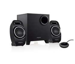 CREATIVE T3250 2.1 Wireless PC Speakers
