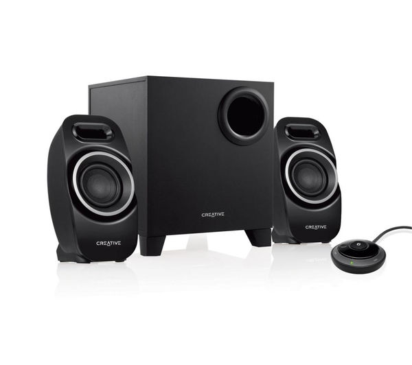 Image of CREATIVE T3250 2.1 Wireless PC Speakers