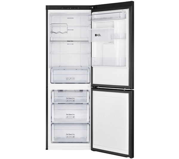 Buy Samsung Rb29fwrndbc 60 40 Fridge Freezer Black