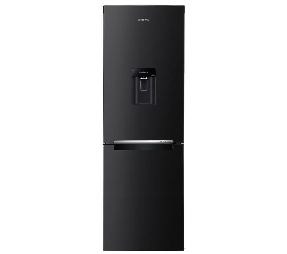 samsung rb29fwrndbc 60cm no frost fridge freezer black. Black Bedroom Furniture Sets. Home Design Ideas