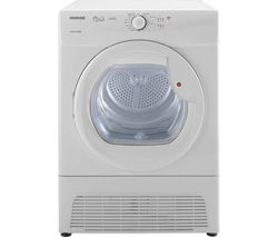 HOOVER VTC5911NB Condenser Tumble Dryer - White