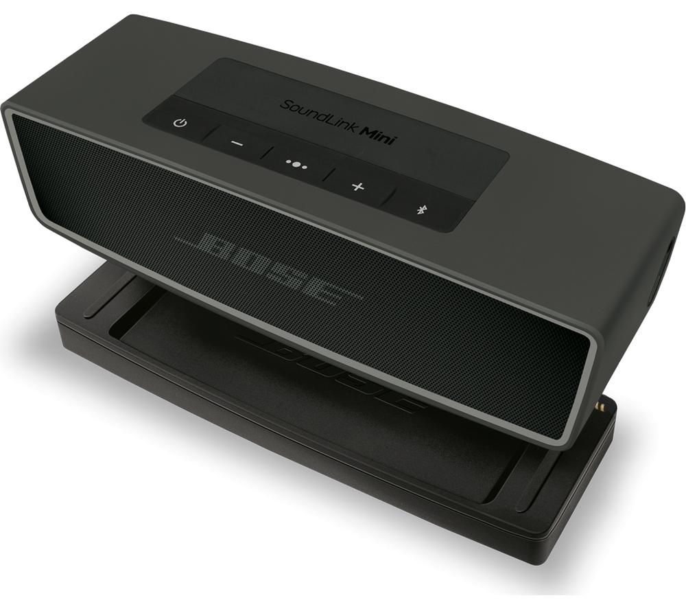 Click to view more of BOSE  SoundLink Mini Bluetooth Speaker II - Black, Black