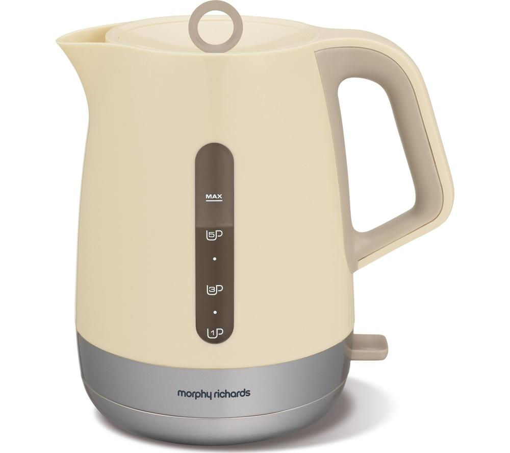 Morphy Richards Store: Buy MORPHY RICHARDS Chroma 101207 Jug Kettle - Cream