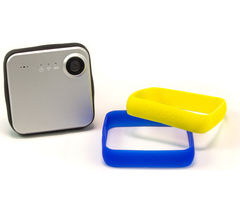 ION SnapCam Wearable Camcorder - Silver