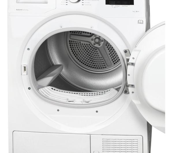 Tumble Dryer Temperature ~ Buy beko dhy w heat pump tumble dryer white free