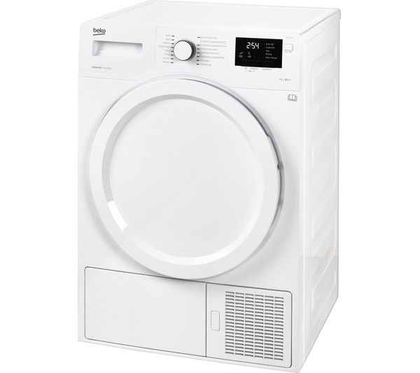 Heat Pump Dryer ~ Buy beko dhy w heat pump tumble dryer white free