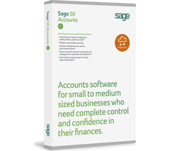 SAGE 50 Accounts 2016
