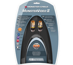 MONSTER MV2A Aerial Cable - 1.5 m