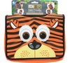 TABZ00 Zootrati Tiger Traveller Tablet Case - Orange & Black
