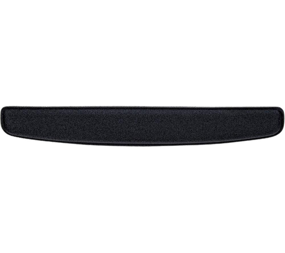 ALLSOP ComfortFoam Keyboard Wrist Rest - Black