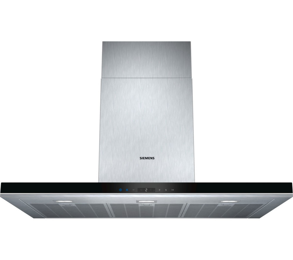 SIEMENS LC98BA572B Chimney Cooker Hood - Stainless Steel