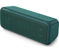SONY SRSXB3G Portable Wireless Speaker - Green