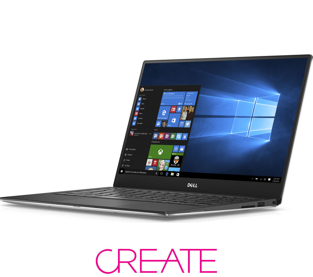 "Image of Dell XPS 13-9350 13.3"" Laptop - Silver"