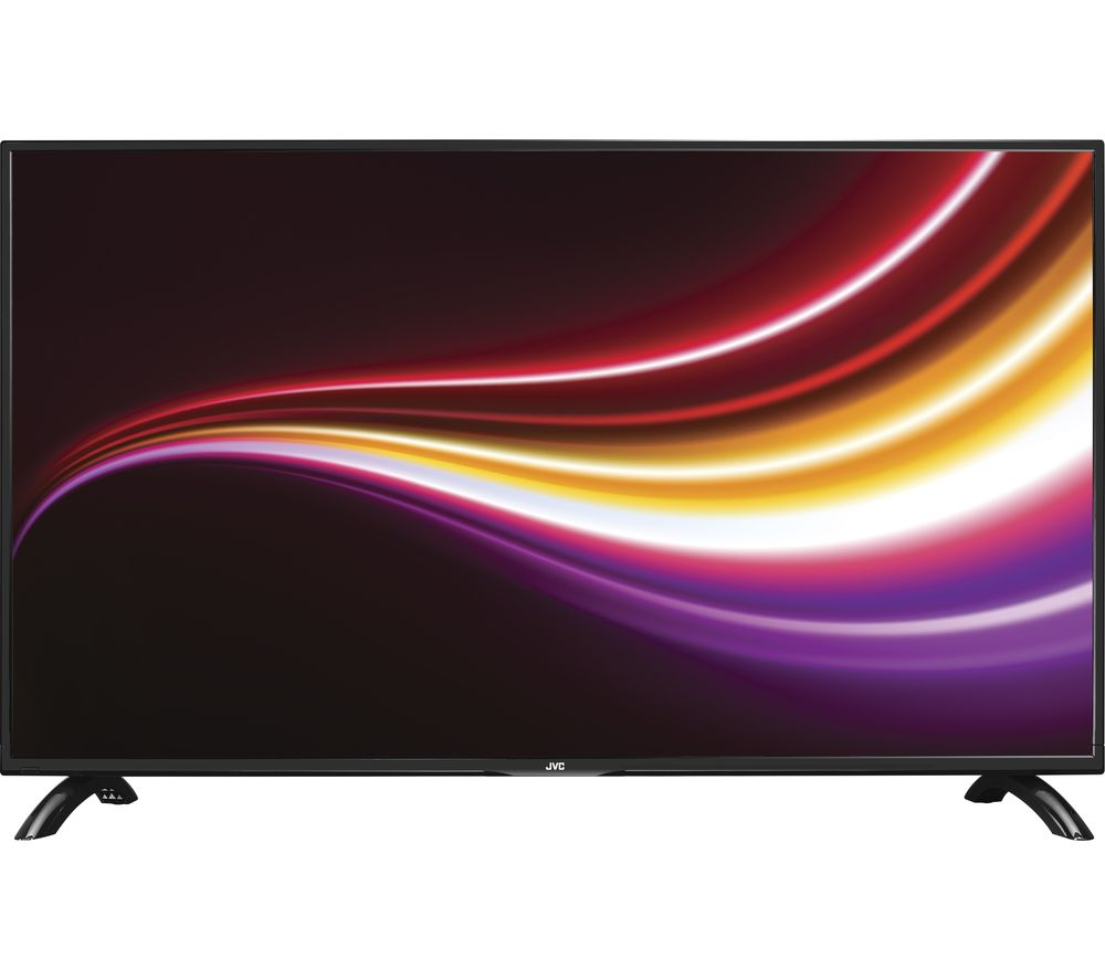 "Image of 39"" JVC LT-39C460 LED TV"