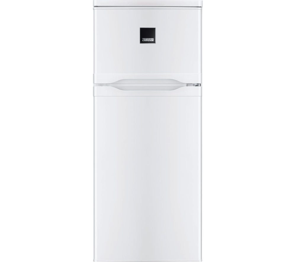 ZANUSSI  ZRT18101WA Fridge Freezer  White White