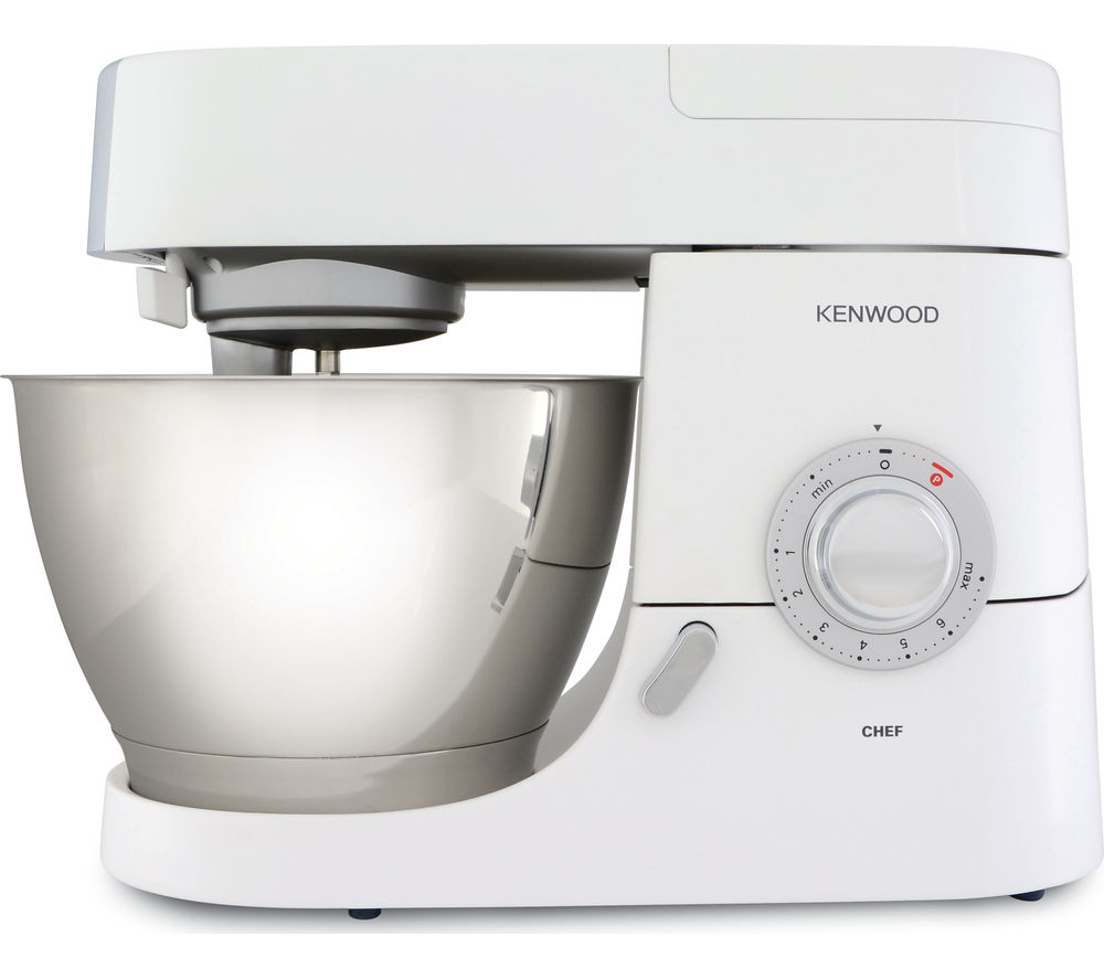 KENWOOD Premier Chef KMC515 Stand Mixer - White