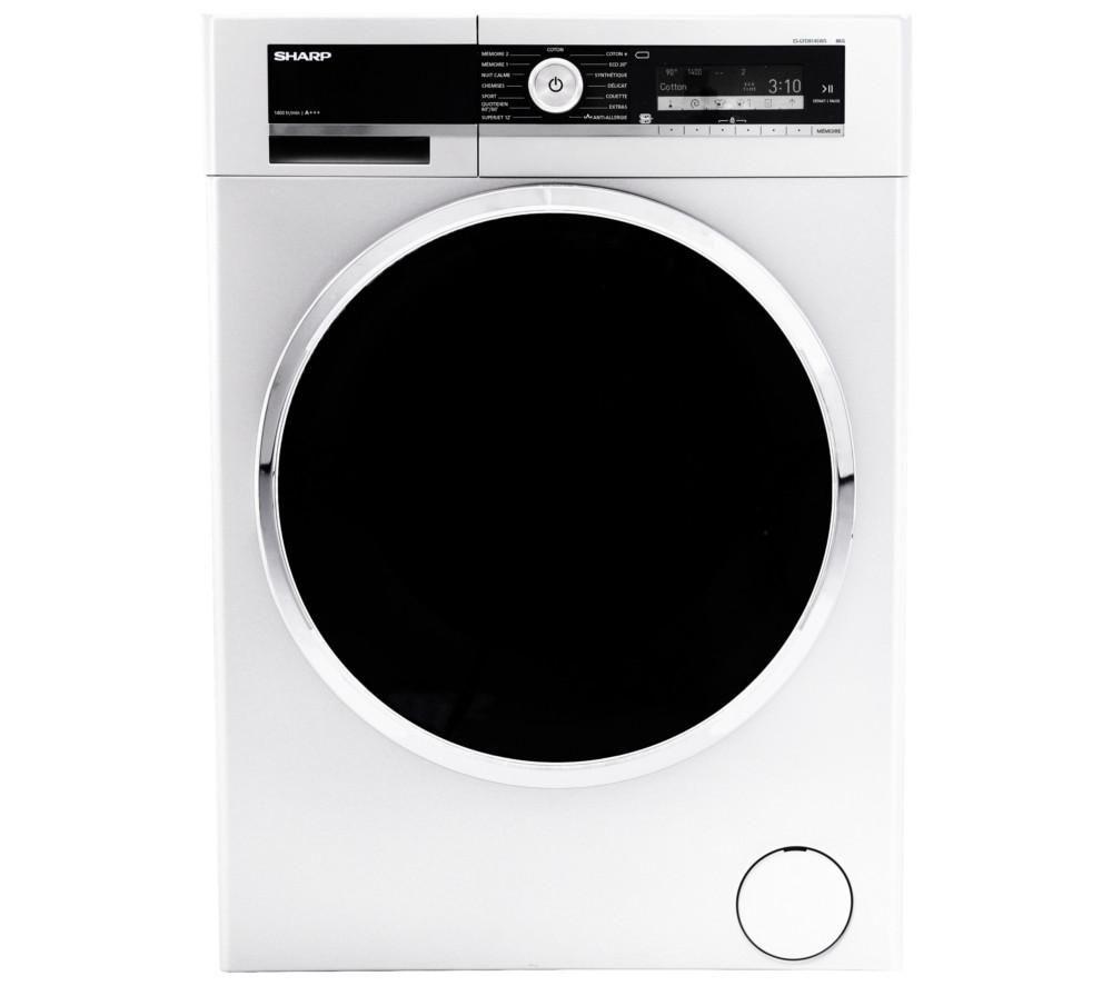 sharp washing machine