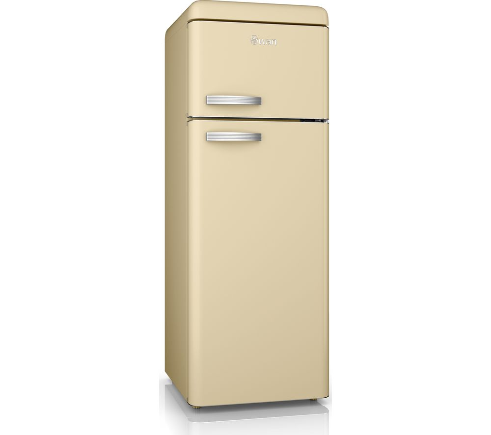 Cream fridge freezers best prices