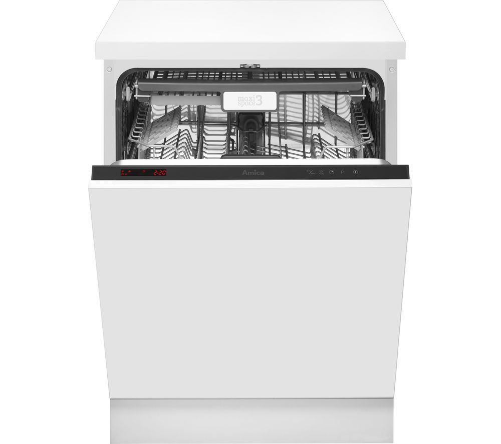 AMICA ZIM688E Full-size Integrated Dishwasher