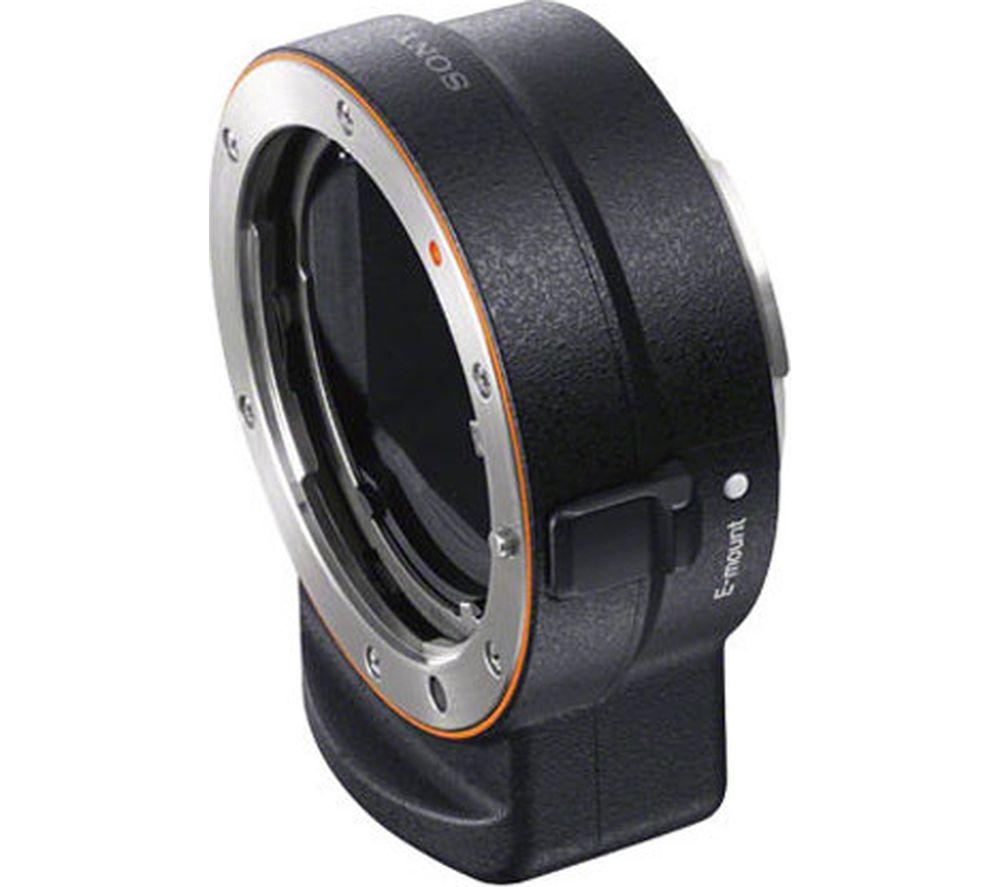 SONY LA-EA3 35 mm Full Frame A-mount to E-mount Adapter