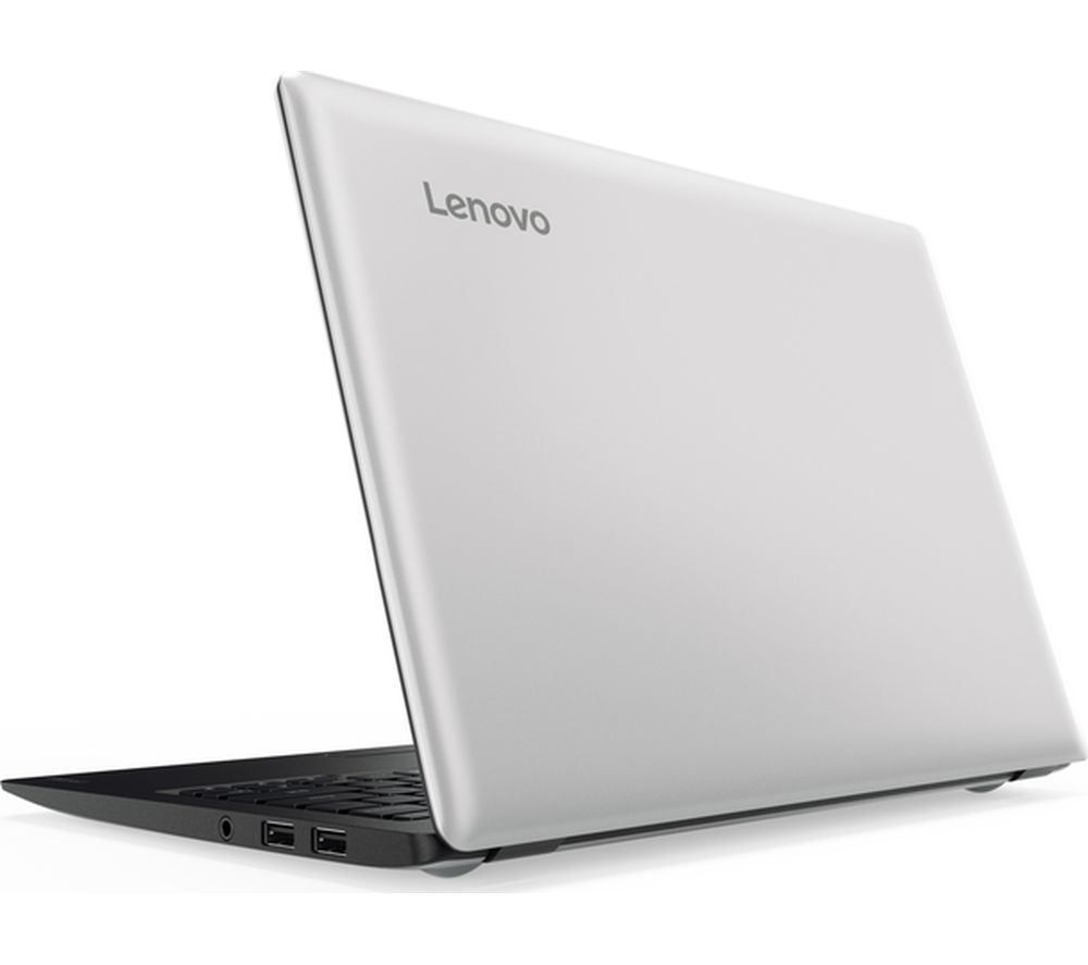 """LENOVO Ideapad 110S-11IBR 11.6"""" Laptop - Silver + Office 365 Home + LiveSafe Unlimited 2017 - 1 year"""