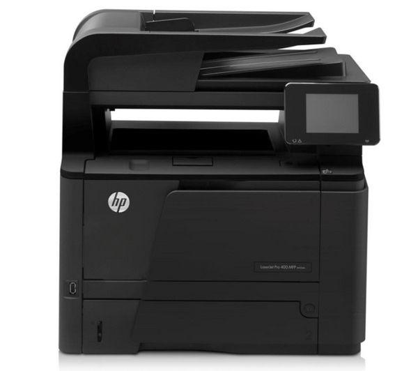 HP LaserJet Pro M425DN Monochrome All-in-One Laser Printer