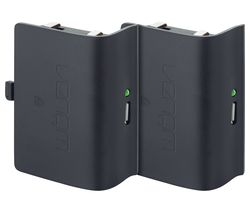 VENOM Xbox One Twin Rechargeable Battery Packs