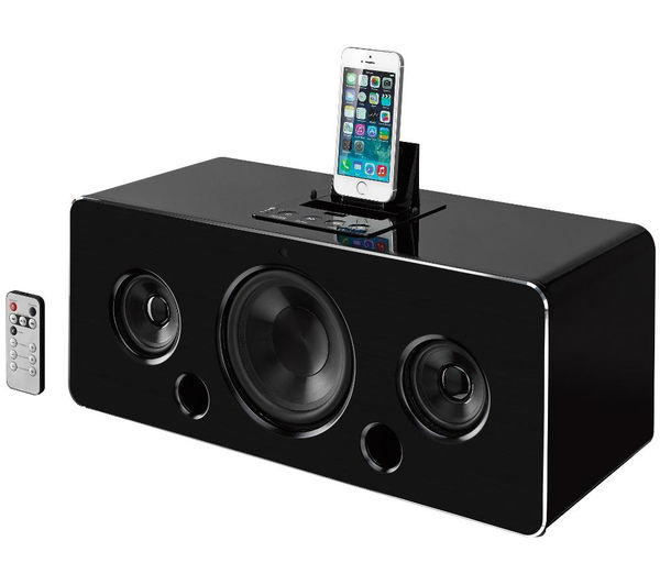 Image of IWANTIT IBTLIA14 Wireless Speaker Dock - with Apple Lightning Connector