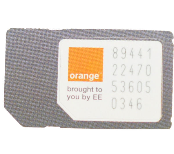 Buy ORANGE Pay As You Go SIM Card | Free Delivery | Currys