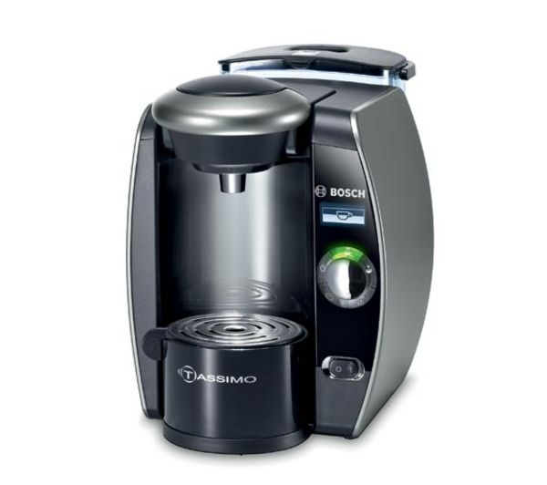 TAS6515GB - BOSCH Tassimo Fidelia Plus TAS6515GB Hot Drinks Machine - Titanium - Currys PC World ...