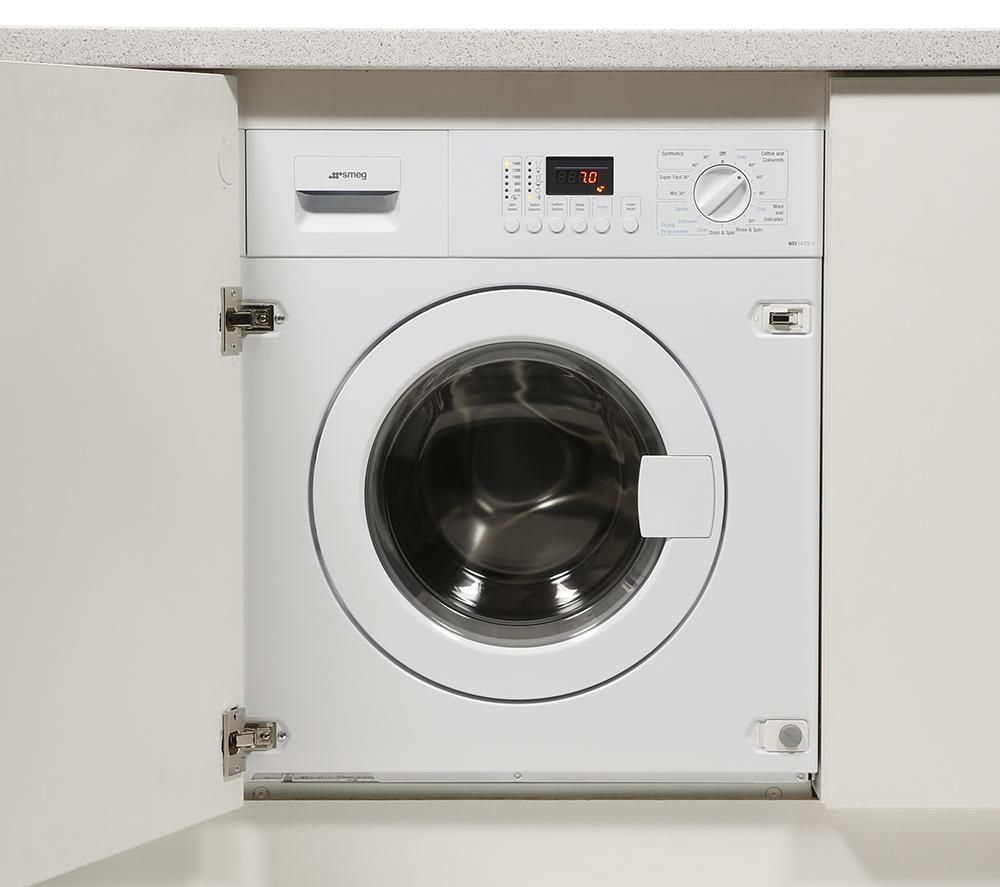 SMEG WDI147D-1 Integrated Washer Dryer Review