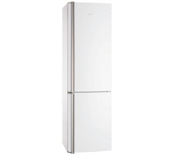 Aeg S83430CTW2 Fridge Freezer   White, White