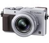 PANASONIC Lumix DMC-LX100EBS High Performance Compact Camera - Silver