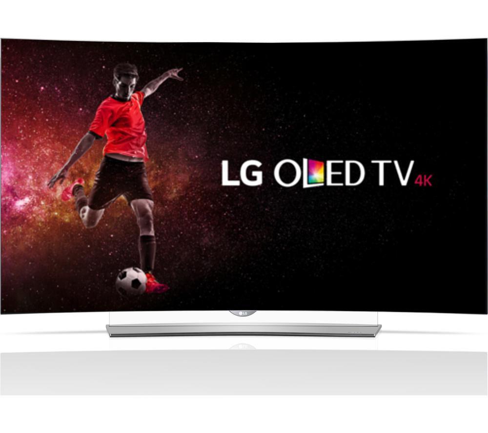"""Image of 65"""" Lg 65EG960V Smart 3D Ultra HD 4k Curved OLED TVLg 65EG960V"""