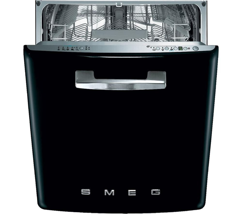 Image of Smeg DI6FABNE2 Full-size Semi-Integrated Dishwasher