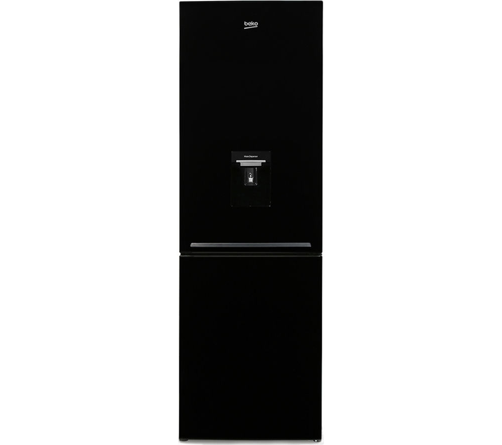 BEKO Select CXFG1685DB Fridge Freezer - Black + Select CXFG1685DW 60/40 Fridge Freezer - White