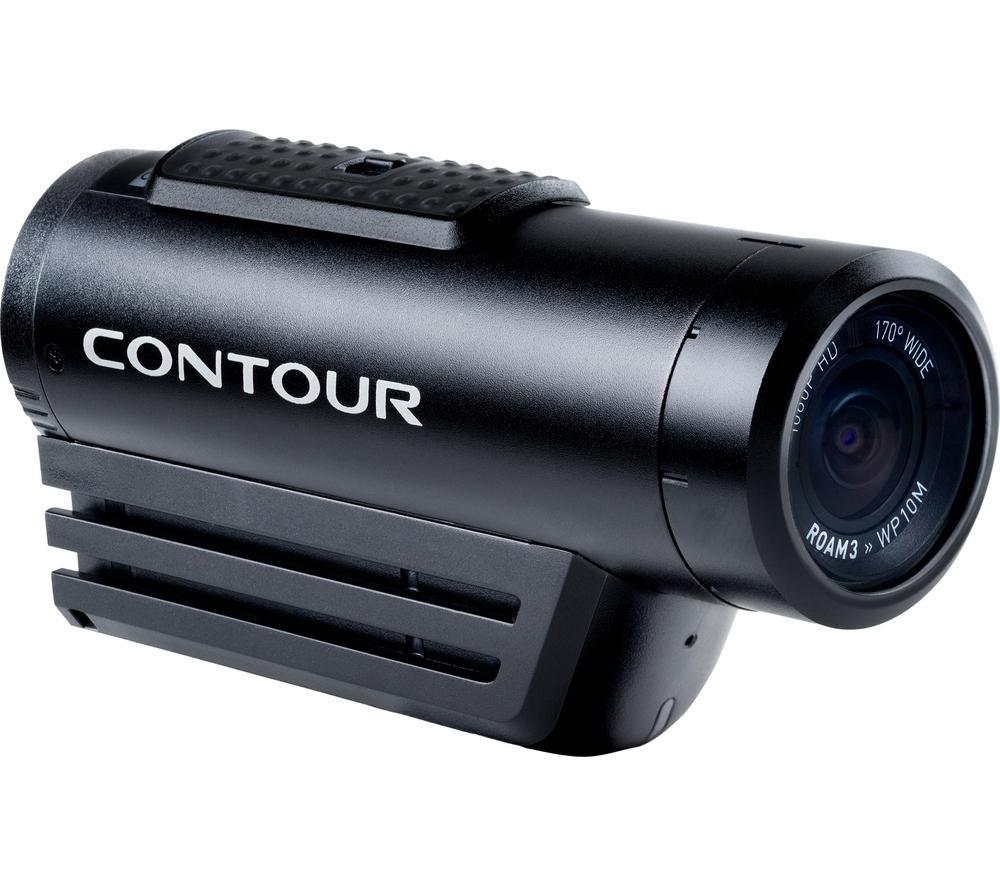 CONTOUR Roam 3 Action Camcorder - Black