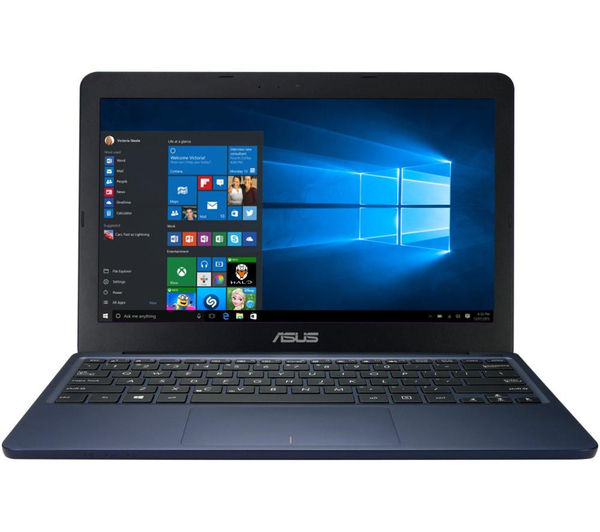 Asus X205ta 11 6 Laptop Dark Blue Livesafe Unlimited