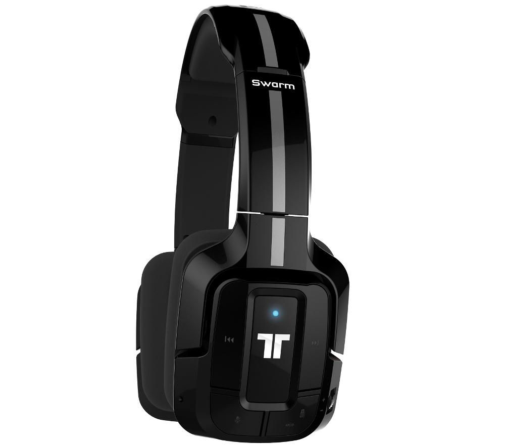 tritton swarm 2 0 wireless gaming headset deals pc world. Black Bedroom Furniture Sets. Home Design Ideas