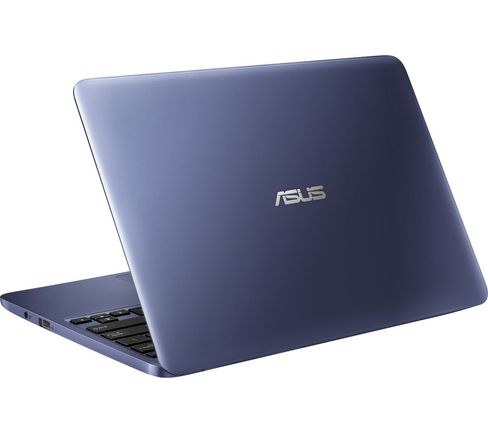 buy asus e200ha 11 6 laptop blue free delivery currys. Black Bedroom Furniture Sets. Home Design Ideas