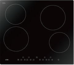 LOGIK LCHOBTC16 Electric Ceramic Hob - Black