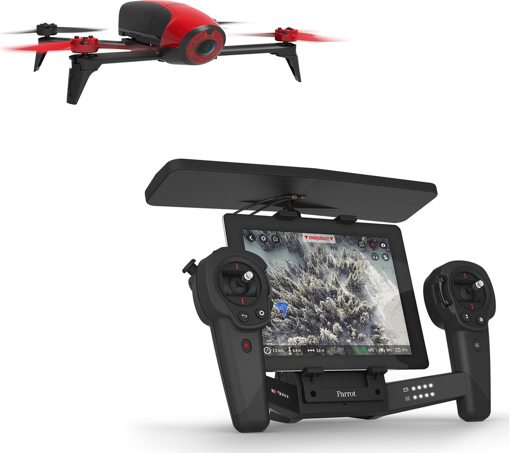 PARROT Bebop 2 with SkyController - Red