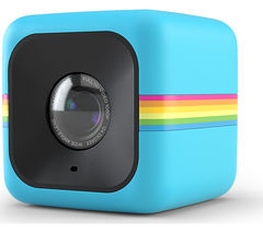 POLAROID Cube+ Action Camcorder - Blue