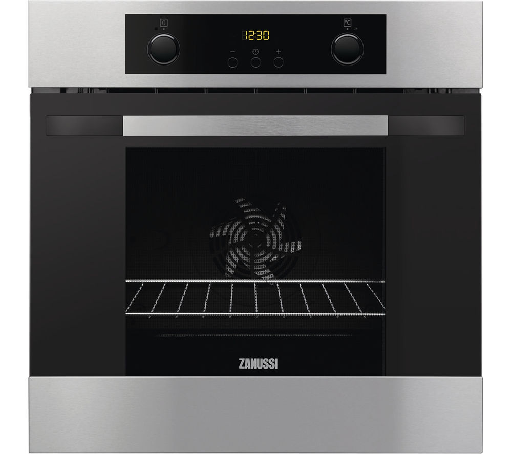 ZANUSSI  ZOA35502XD Electric Oven  Stainless Steel Stainless Steel