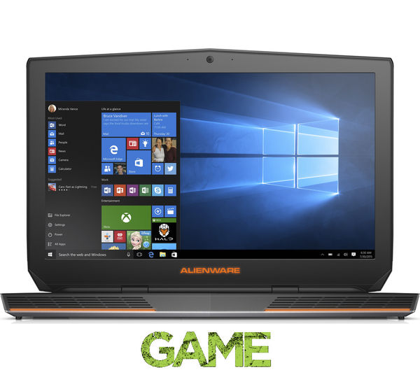 "Image of ALIENWARE R3 17.3"" Gaming Laptop - Silver"