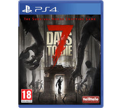 PLAYSTATION 4 7 Days to Die