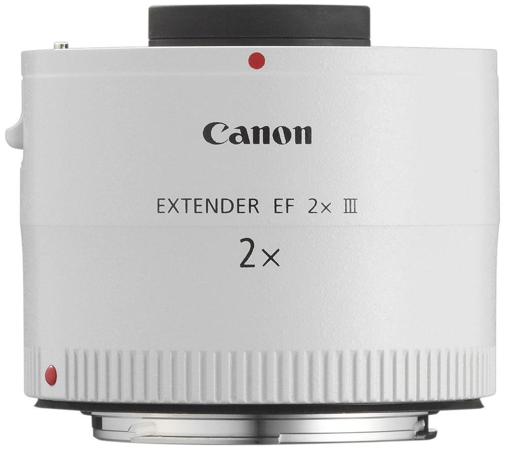 CANON EF2X III Lens Extender