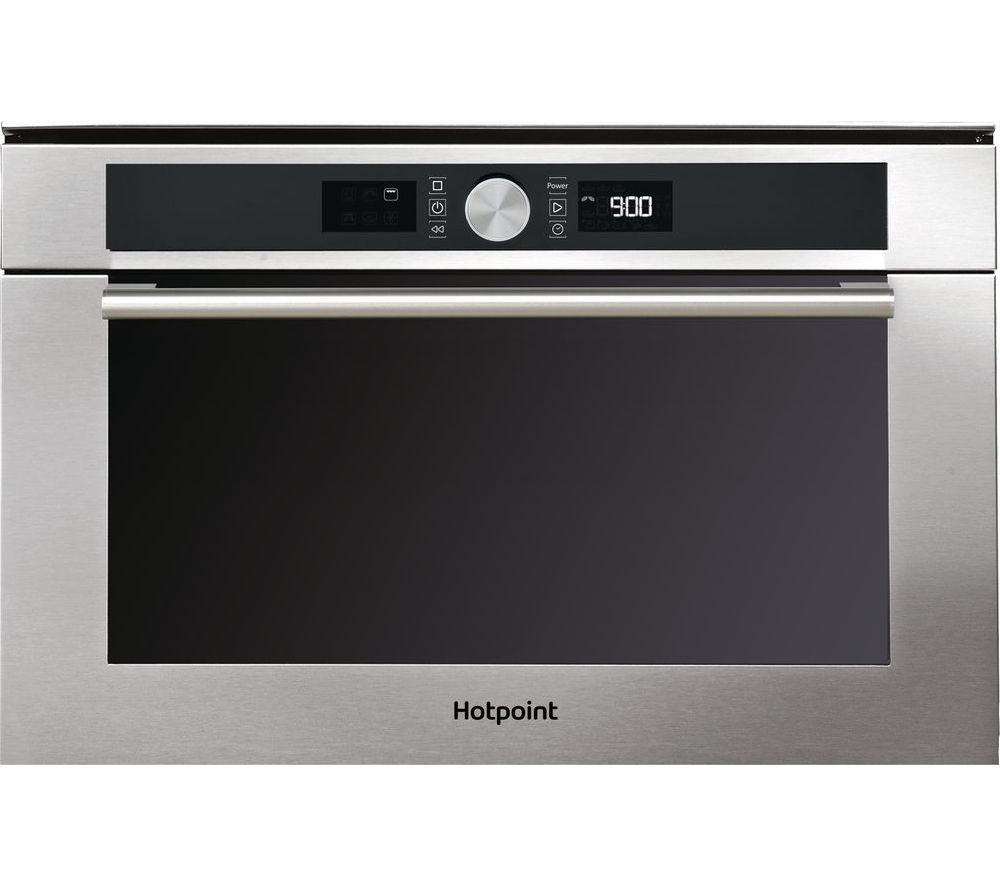 HOTPOINT  MD 454 IX H BuiltIn Combination Microwave  Stainless Steel Stainless Steel